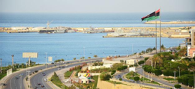 Libyen © Ben Sutherland @ flickr.com (CC 2.0), bearb. MiG