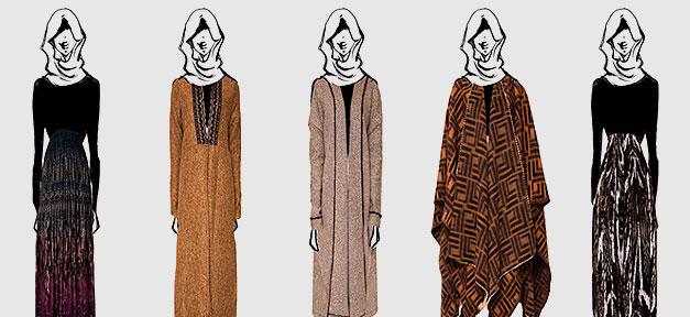 Mode für die muslimische Frau © Mizaan