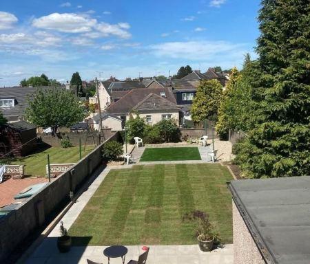 Garden Landscaping Complete