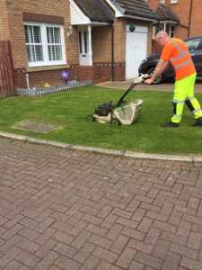 grass cutting Barrhead