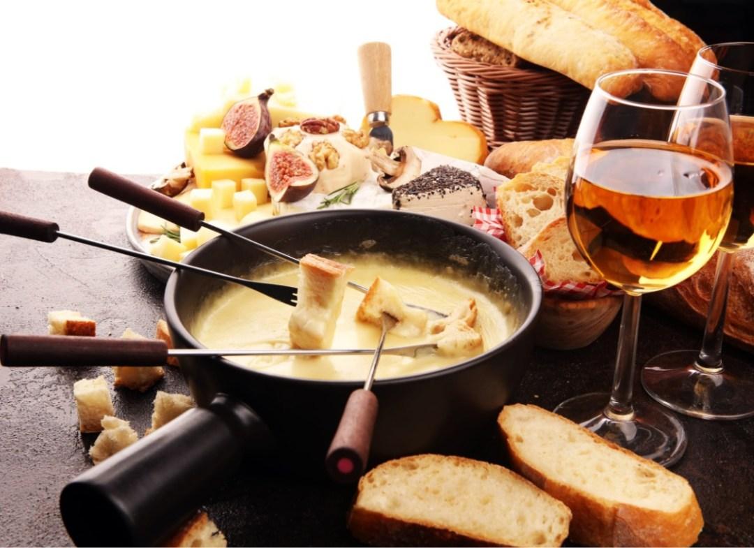 Food & drink in Grimentz