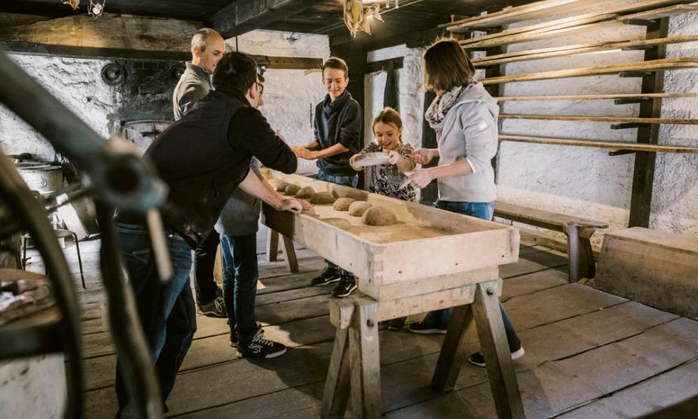 Baking Traditional Rye Bread