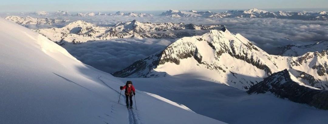 Ski Touring Grimentz