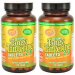 Beyond Tangy Tangerine 2.0 Tablets Twin Pk