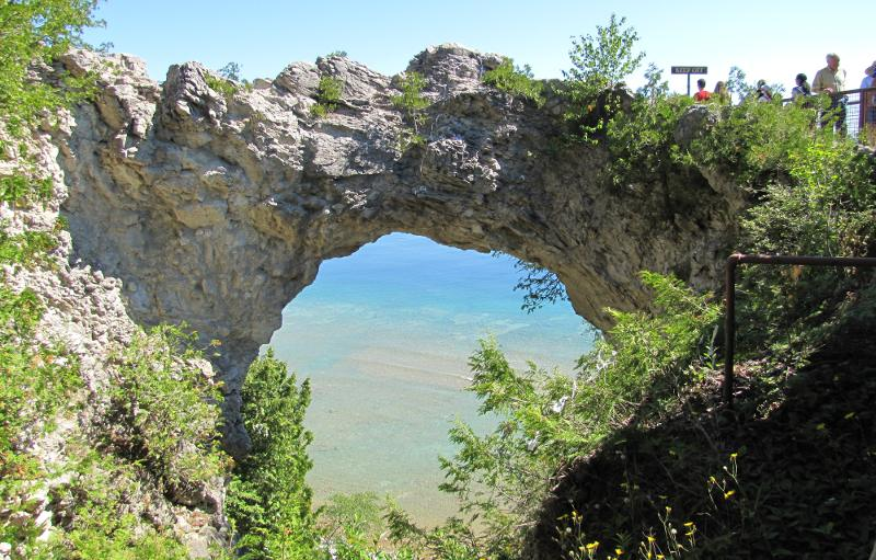 Image result for Mackinac Island state park