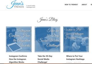 Jenns Trends Jenn Herman Instagram expert