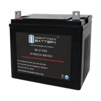 ML-U1-CCA 12V U1 200CCA Battery with NB terminal