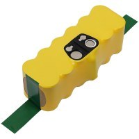 14.4v NICD 2000MAH Replacement Battery for Roomba 500 Series