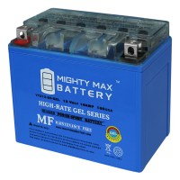 YTX12-BS 12V 10AH GEL BATTERY REPLACEMENT