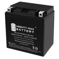 YTX16-BS – 12V 14AH  230 CCA – SLA Battery
