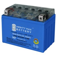 YTZ12S 12V 11AH 210CCA GEL MOTORCYCLE BATTERY