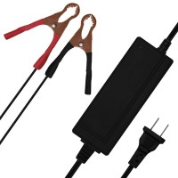 12V 2A CHARGER-MAINTAINER for 12V 7AH Mighty Mule Gate Opener Battery