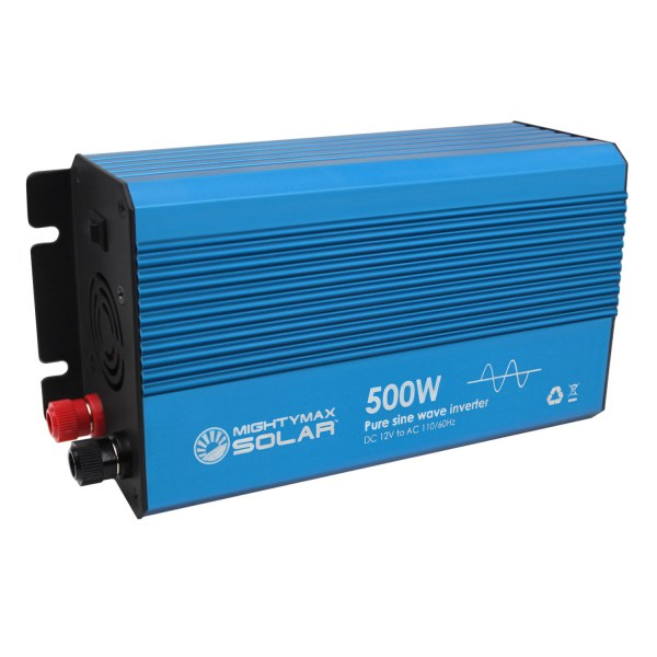 12V 500 Watt Pure Sine Wave Inverter for Boats
