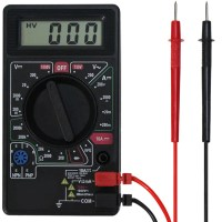 DIGITAL LCD MULTI METER BATTERY TESTER
