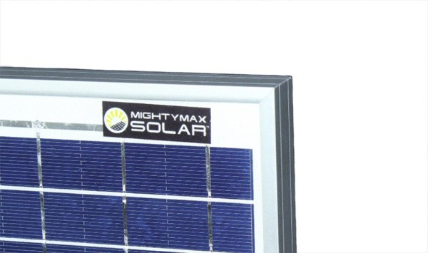 20 Watt Polycrystaline Solar Panel