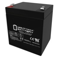 12V 5AH SLA Battery for Digital Security Power832