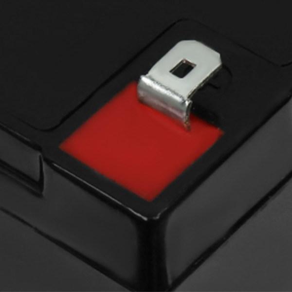 ML12-6 .250TT  – 6V 12AH UPS Battery Replaces CSB GP6120F2, GP 6120 F2