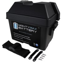 SLA / GEL Heavy Duty Group U1 Battery Box