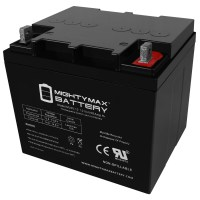 12V 50AH Replacement Battery for MotorGuide R3