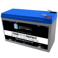 ML10-12LI - 12V 10AH Deep Cycle Lithium Battery