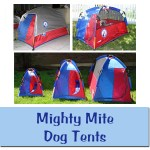Mighty Mite Dog Tents