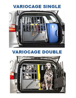 Single and Double Variocage