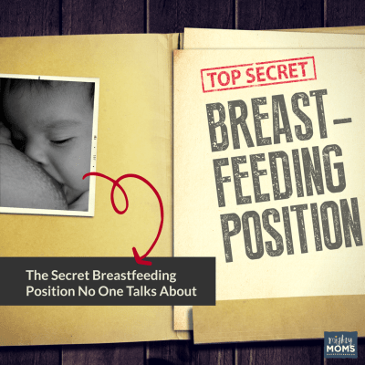 The Secret Breastfeeding Position No One Talks About