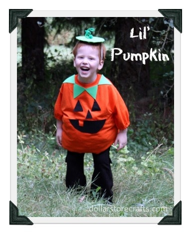 DIY baby costume for a pumpkin - MightyMoms.club