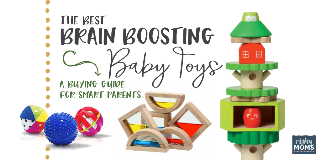 The Best Brain-Boosting Baby Toys: A Buying Guide for Smart Parents - MightyMoms.club