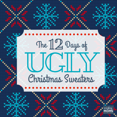 The 12 Days of Ugly Christmas Sweaters