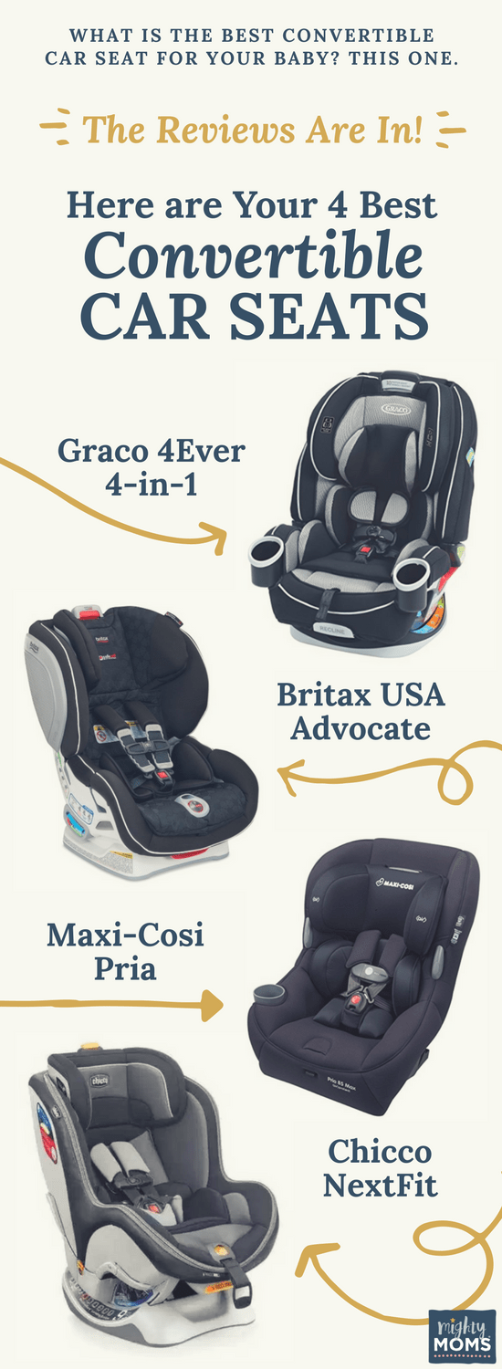 What Is The Best Convertible Car Seat For Your Baby This One