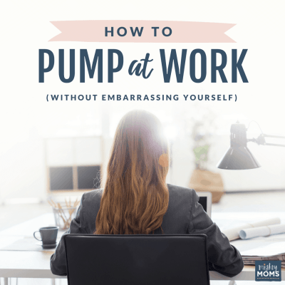 How to Pump at Work (Without Embarrassing Yourself)