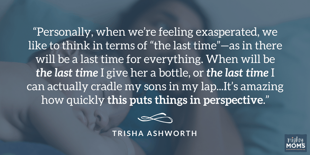 An Open Letter to Exhausted Moms Everywhere - MightyMoms.club