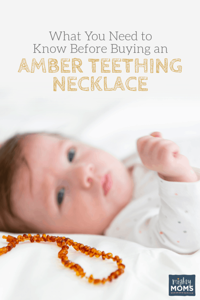 Make Sure Your Amber Teething Necklace is Legit - MightyMoms.club