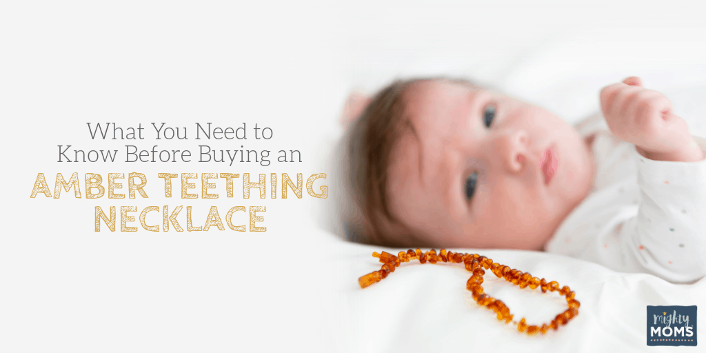 What You Need To Know Before Buying An Amber Teething Necklace