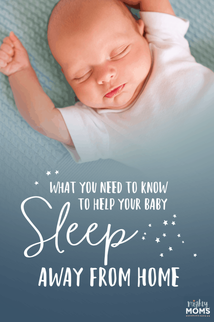 Baby sleeping tricks for traveling - MightyMoms.club