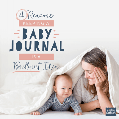 4 Reasons Keeping a Baby Journal is a Brilliant Idea