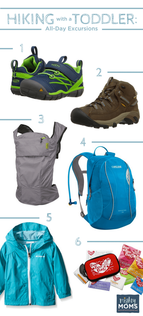 Hiking with a Toddler Doesn't Have to Be Hard ~ MightyMoms.club