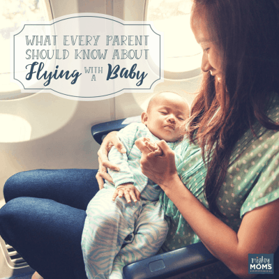 What Every Parent Should Know About Flying with a Baby