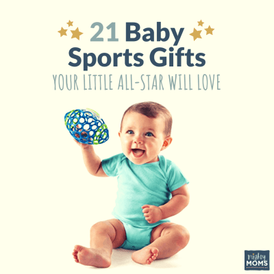 21 Baby Sports Gifts Your Little All-Star Will Love