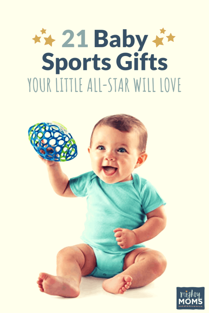 Best Baby & Toddler Sports Gifts - MightyMoms.club