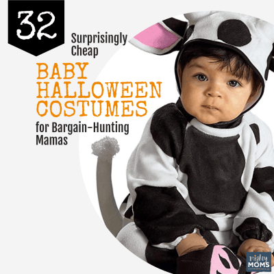 32 Cheap Baby Halloween Costumes for Bargain-Hunting Mamas