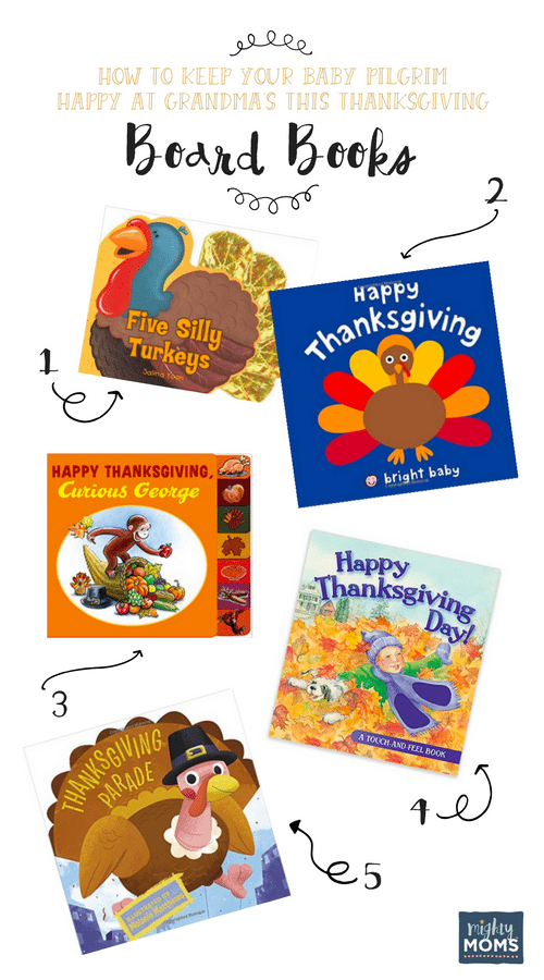 How to Keep Your Baby Pilgrim Happy at Grandma's This Thanksgiving ~ MightyMoms.club