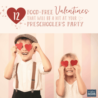 12 Food-Free Valentines That Will Be a Hit at Your Preschooler's Party