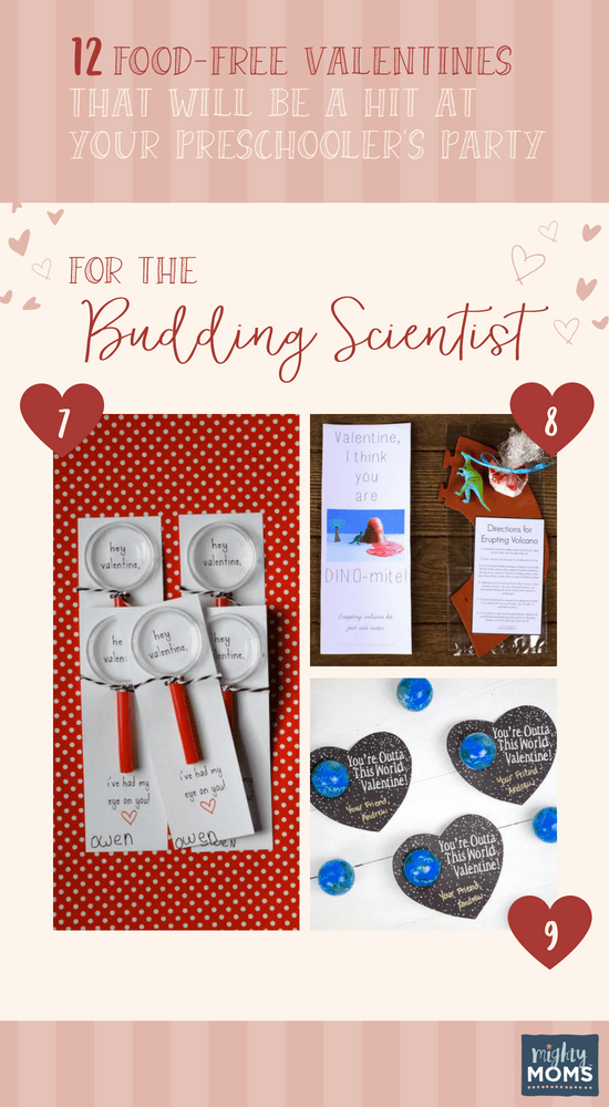 Preschool Valentines for the Budding Scientist - MightyMoms.club