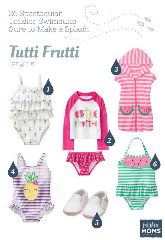 26 Spectacular Toddler Swimsuits Sure to Make a Splash - MightyMoms.club