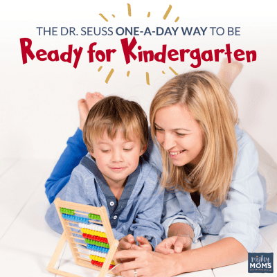 The Dr. Seuss One-a-Day Way to Be Ready for Kindergarten {Free Checklist!}