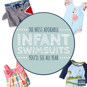 The Most Adorable Infant Swimsuits You'll See All Year - MightyMoms.club