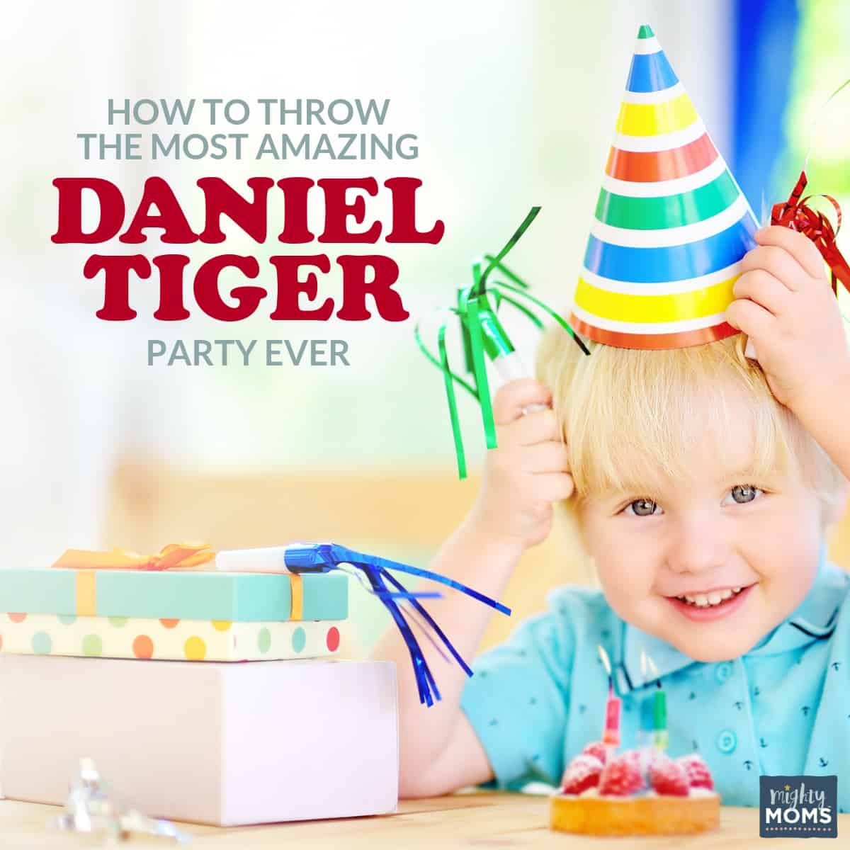 amazing daniel tiger party