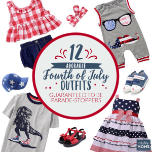 Adorable Fourth of July Outfits - Mightymoms.club